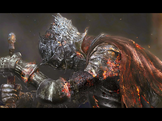 Dark Souls 3 королевство Лотрик Русский трейлер