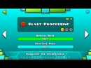 Geometry Dash - Blast Processing 100 Complete