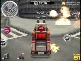 Мультик игра  про пожарную машину с ракетницей