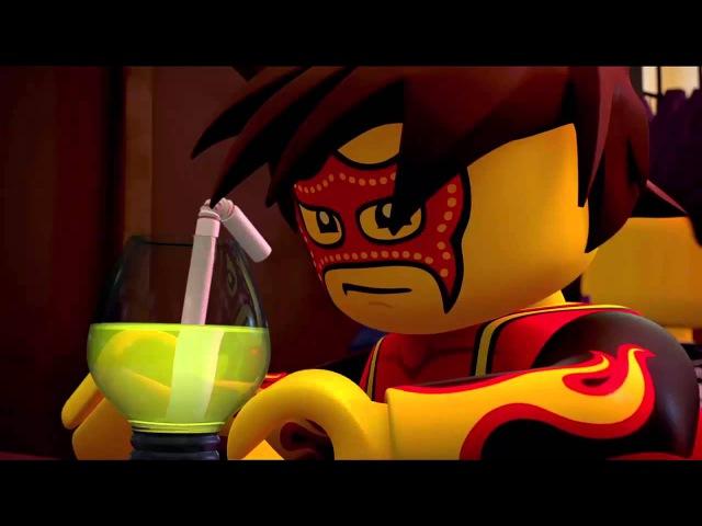 Лего Ниндзяго 4 сезон-1 серия(2 часть)