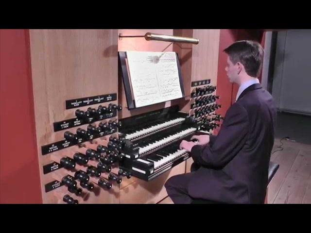 J. S. Bach - BWV 680 - Wir glauben all' an einen Gott, In Organo pleno