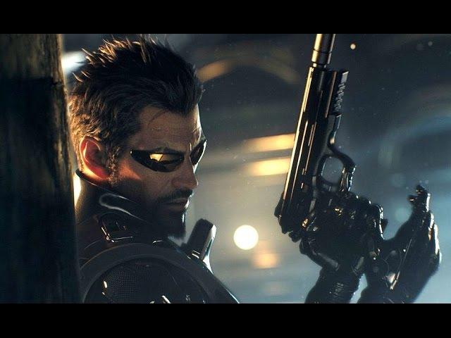 Deus Ex Mankind Divided All Cutscenes Game Movie 1080p HD