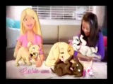 UK Barbie Taffy Dog   Puppies Commercial   Barbie Full Episodes 2013