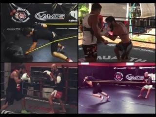 Zubaira Tukhugov training highlights [UFC FIGHT NIGHT 80]