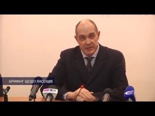 Спростування заяв Бойка начальником ГУНП в Житомирській області Валерієм Рудиком