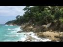 Дикий пляж Тайланда