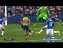 (Подробный обзор матча ) Эвертон 0:2 Арсенал Л  (Футбол. Чемпионат Англии. Премьер-Лига) _ 19 марта 2016