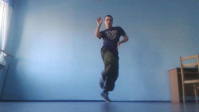 Hip-hop mans/patlat/Ekaterinburg dance/