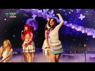Red Velvet - One Of These Nights @ Music Bank 160318