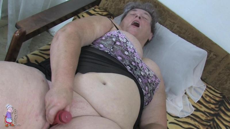 Порно бабка спалила