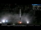 Историческая посадка ракеты Falcon 9