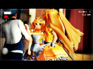 [MMD] Nunca Te Metas Con La Hermana De Toy Chica X