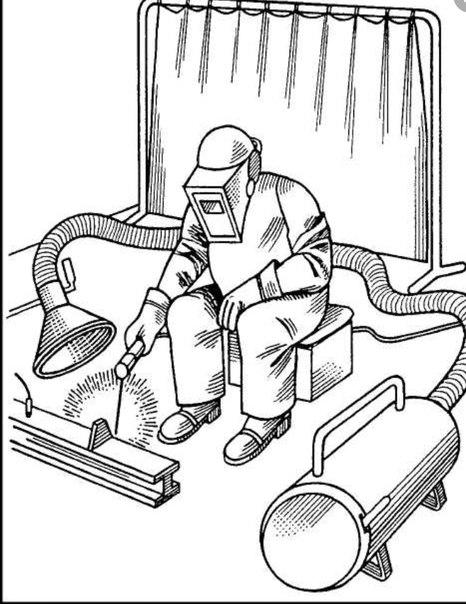 Раскраски к профессии врача