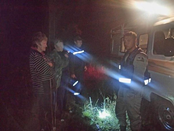 Как спасатели искали двух женщин, потерявшихся на вилюйском тракте