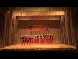 Армянский танец. Девчата.