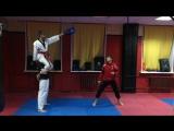 Вызов Александра Аюпова: прыжок в высоту с ударом ноги