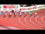 Richard Kilty 10.24 Men`s 100m H1 HD European Athletics Championships Amsterdam 2016