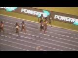Elaine Thompson Women's 100m Prelims | Heat 5 | Jamaica Olympic Trials 2016