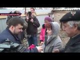 Денис Пушилин вручил ключи от новых домов жителям Шахтерска
