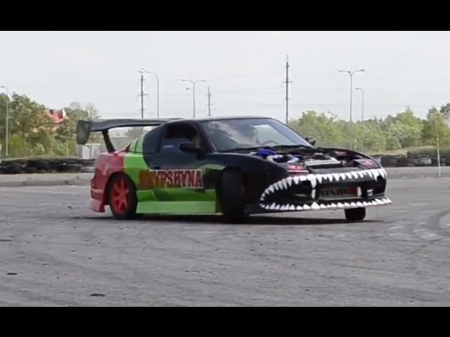 BlackDevil 200sx Danko Drift training Day