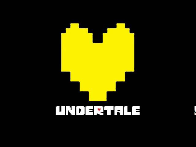 Undertale - Death By Glamour slowed down by 30%