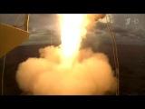 Кадры с боевых кораблей ВМФ России. Пуски ракет по ИГИЛ в Сирии