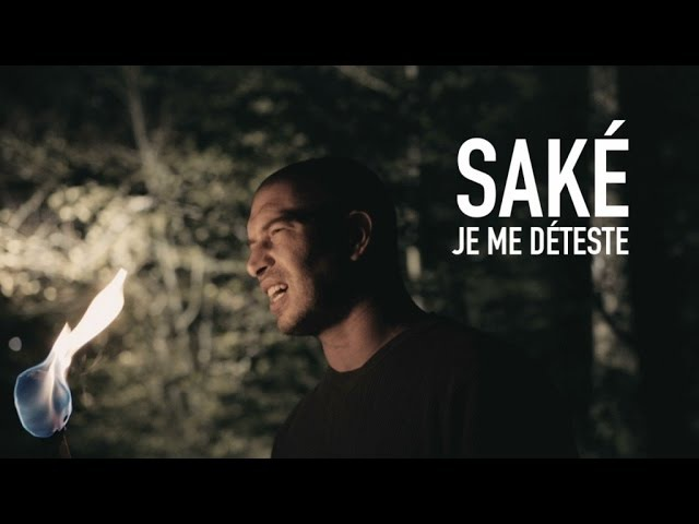 Saké - Je me déteste prod. Itam (Kids of crackling)