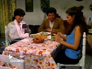 Дикая Роза / Rosa Salvaje 1987 Серия 57