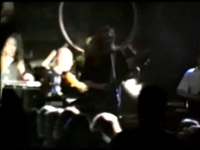 End Zone два концерта в Москве 1998.05.06 1999.01.19