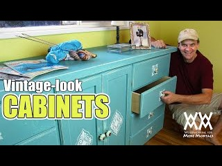 Cabinet Making for Beginners. You can do this!
