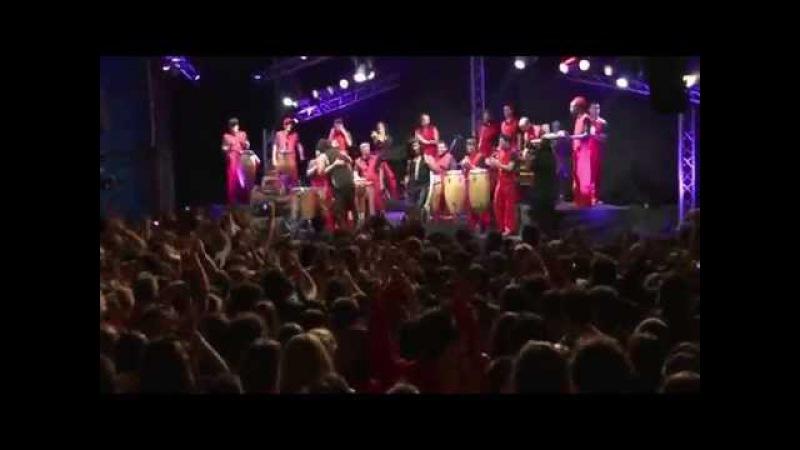 DVD LA BOMBA DE TIEMPO con IKV en Konex