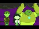 Храбрейшие воины / Bravest Warriors Minisode 1: Му-фобия / Moo-Phobia