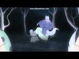 Недовольный Томоэ или прикол из аниме Очень приятно,бог/Funny anime Very pleased God