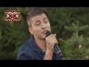 Александр Яценко - Je veux - ZAZ - Дома судей - Х-фактор 4 - 19.10.2013