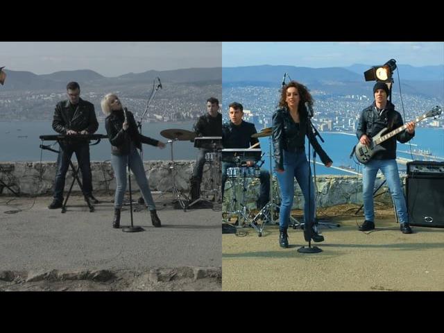 Грейдинг видео До и после Клип для группы FunQ