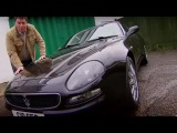 Махинаторы Автодилеры 2015 Maserati 3200 GT. Wheeler Dealers 2015