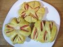 Булочки с колбасой Оригинально и очень вкусно Пошаговый рецепт