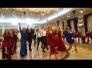 Танец друзей на свадьбе! ДастанСветлана 13.02.2016!