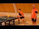 Настольный теннис. Уроки настольного тенниса. Челябинск