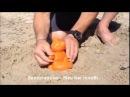 Новинка 3d формочки для куличиков и игры с песком
