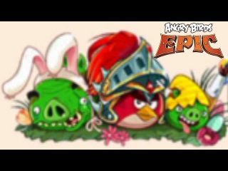 Angry Birds Epic The Golden Easter Egg Hunt Gate 2 New Eastern Day Event!