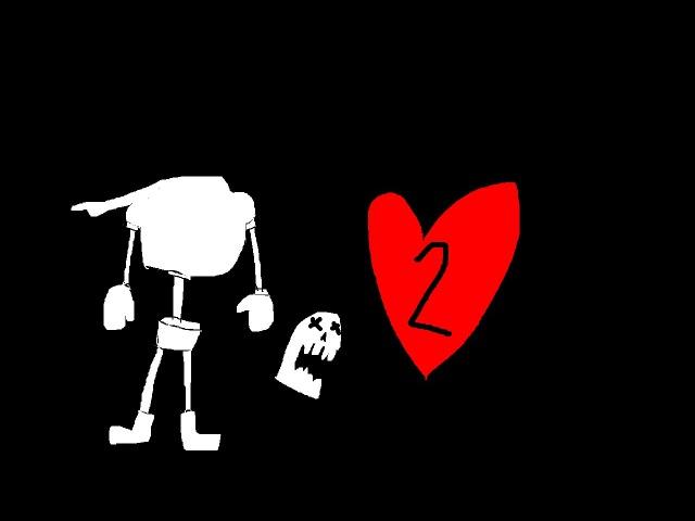 UNDERTALE №2 (Нейтральный путь, все ключевые персонажи мертвы) Сноудин