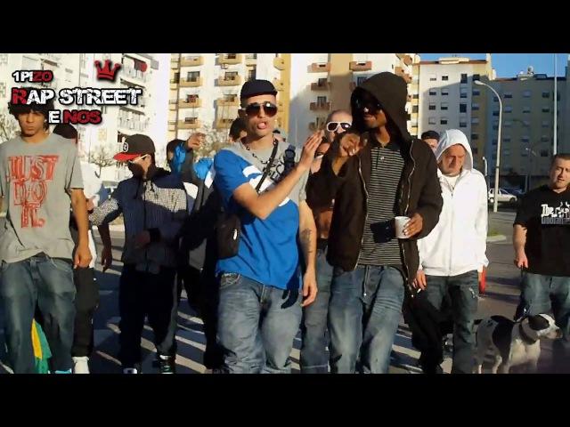 Mixstereo ft Bew wew ♪ Rap Street é Nos ♪ ( Official Video ) ♪ Prod.Mixstereo ♪ 2011