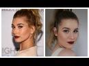 HAILEY BALDWIN - Night of generosity inspired makeup tutorial