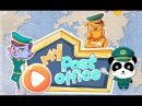 Game For Kids - Baby Panda's Post Office