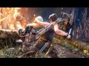 Rise of the Tomb raider - Stealth Kills / Combat Knife Takedowns HD