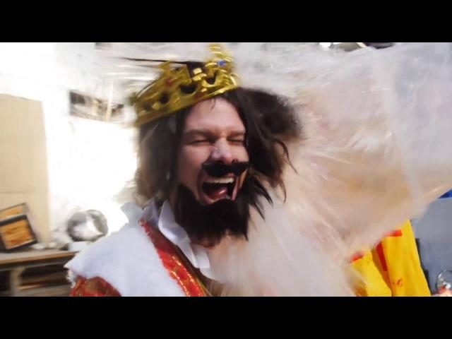 Ronald McDonald BURNS THE BURGER KING! | Рональд МакДональд СЖИГАЕТ БУРГЕР КИНГА! [Русская озвучка]