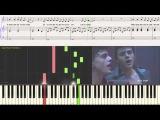 Alekseev - Снов осколки (Ноты для фортепиано) (piano cover)