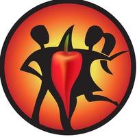 Логотип Танцы с перцем (Кизомба в Москве).