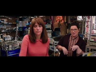 Охотники за привидениями. (Ghostbusters) Трейлер 2 рус. HD